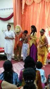 Our Children performing the story of Prahlad