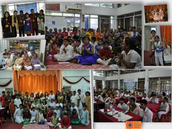 Bhagavad Geeta and Mahabharata Championships 2014